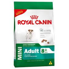Ração Royal Canin Mini Adult 8+ 1 Kg